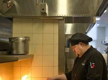 Cook using DCKV system