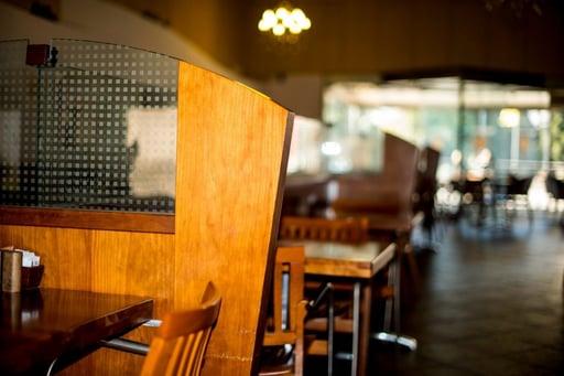 COVID-19 closures of restaurants
