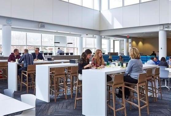 corporate-cafeteria